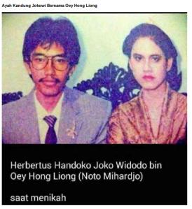 Jokowi Perkwawinan