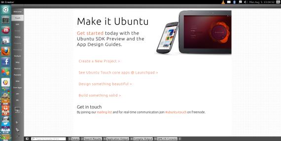 Ubuntu-SDK
