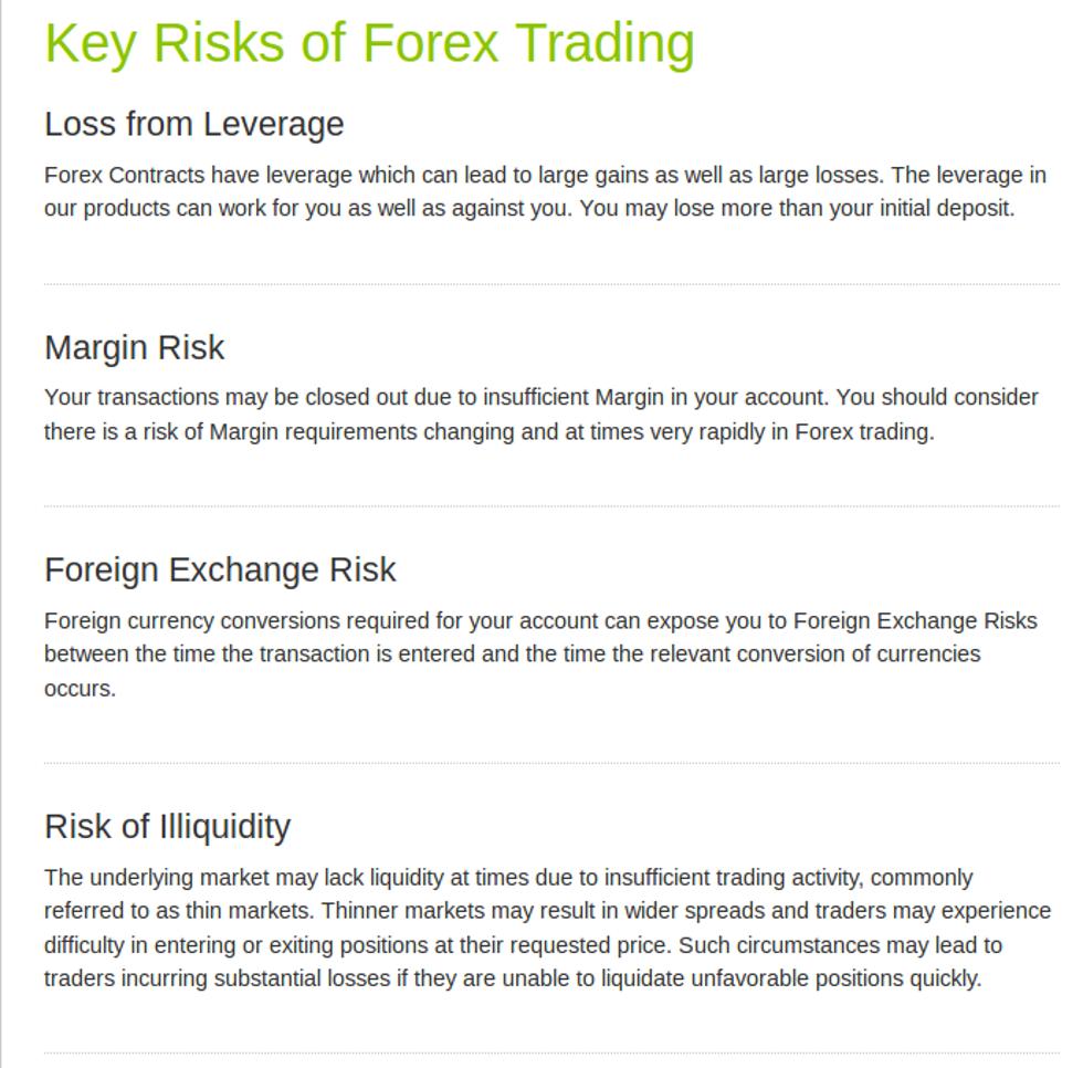 Margin trading forex adalah