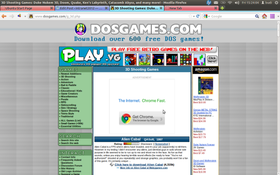DosGames
