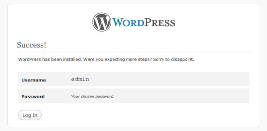 wordpress_success