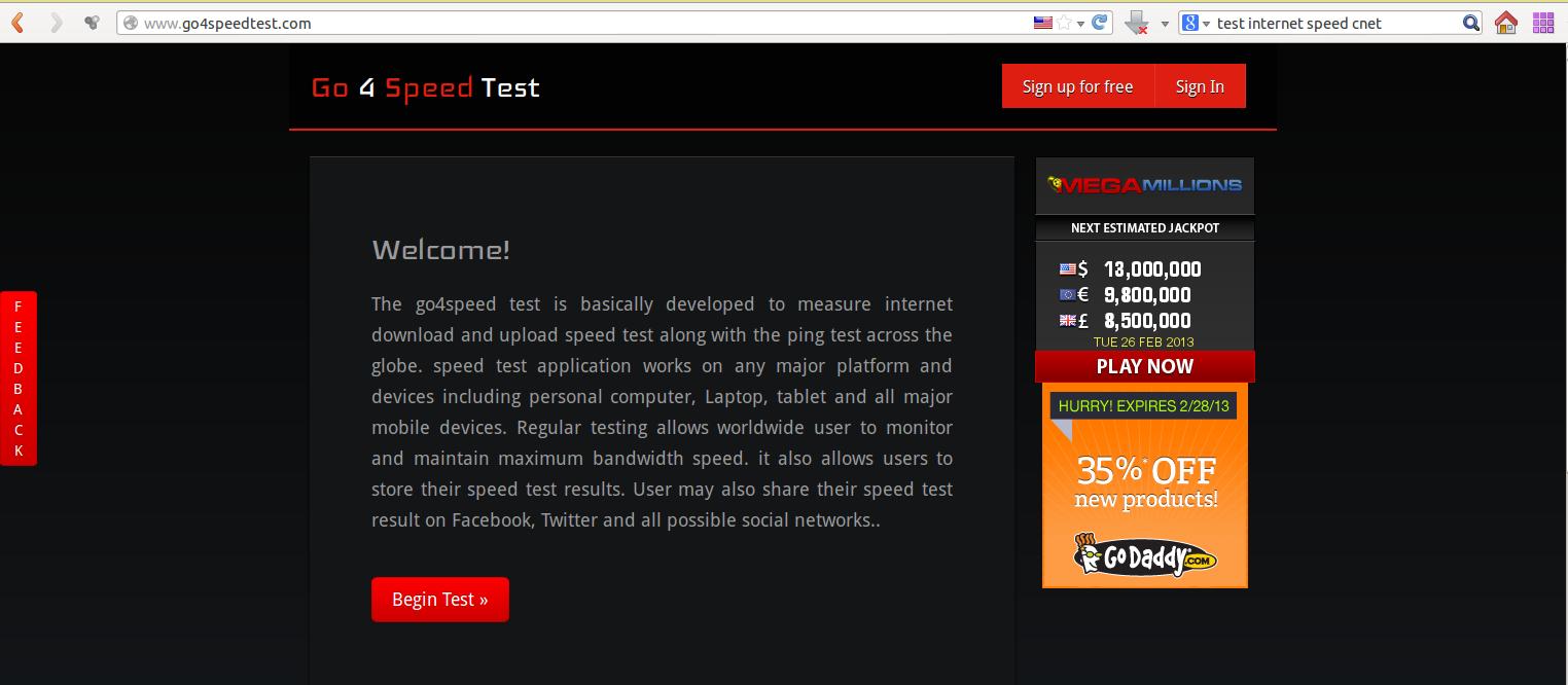 Partnersuche internet test 2012
