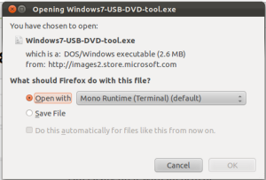 Windows7-Usb-DVD tool