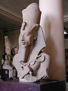 Egypt-Akhenatan_Amenhotep IV