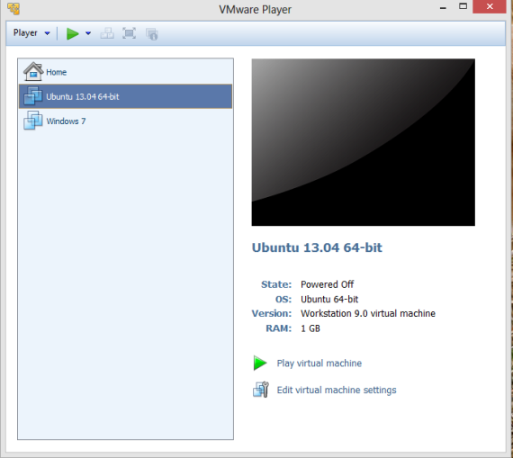 VMwarePlayer-PowerOn