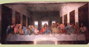 Leonardo da Vinci - 1the_last_supper