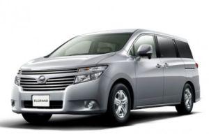 Nissan Elgrand 2013