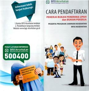 Cara Pendaftaran Pekerja Mandiri dan Bukan Pekerja