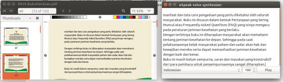 Ubuntu-Espeak
